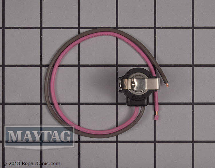 Defrost Thermostat WPW10225581 Alternate Product View