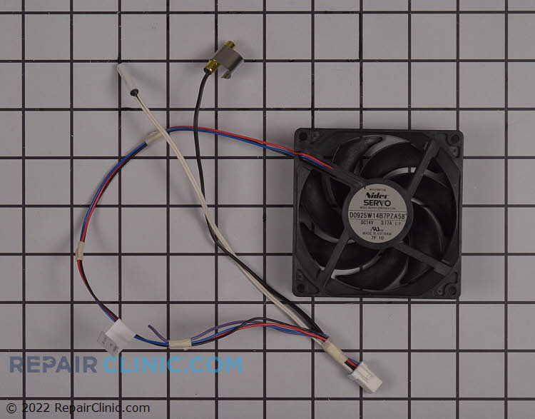 Fan motor - Item Number various