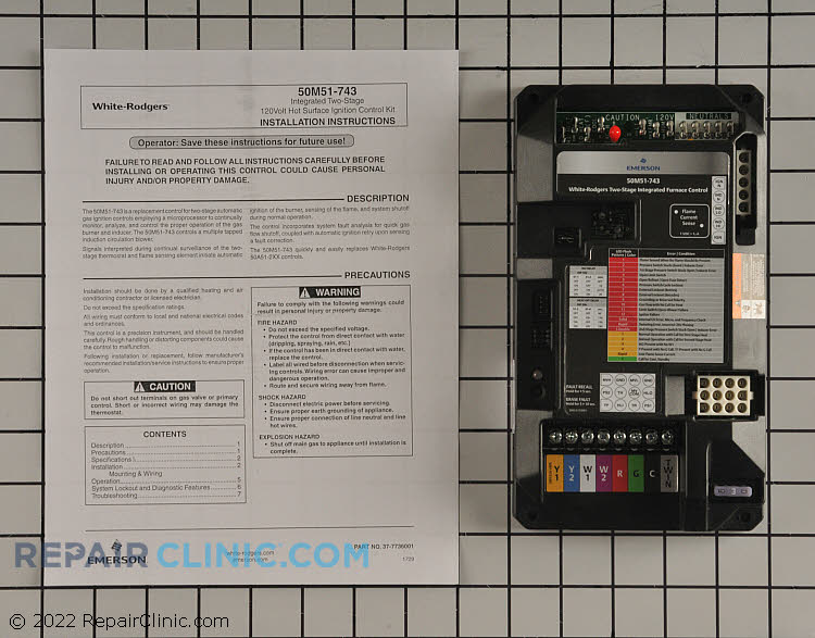 Ignition Module PCBBF149S Alternate Product View