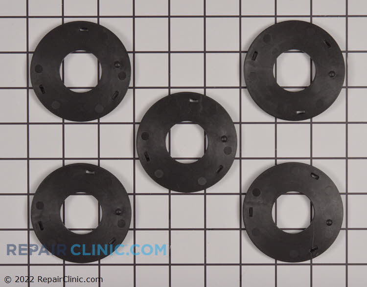Inducer inlet choke plate