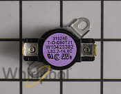 High Limit Thermostat - Part # 4533962 Mfg Part # W11050897