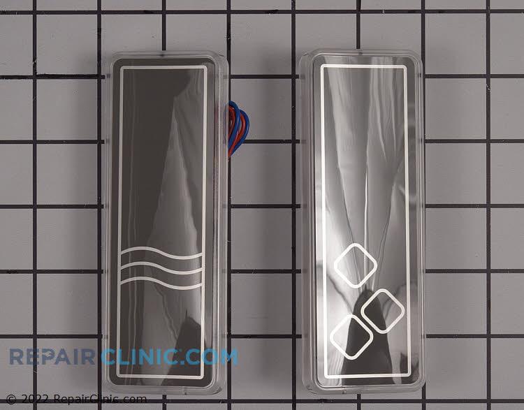 Refrigerator Dispenser Actuator Wpw10368730 Fast