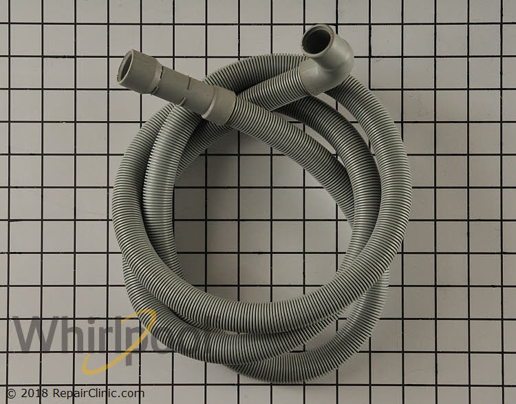 Drain Hose WPW10181619 Alternate Product View