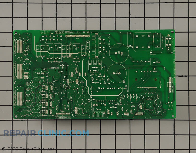 Pcb assembly,main EBR73304207 Alternate Product View