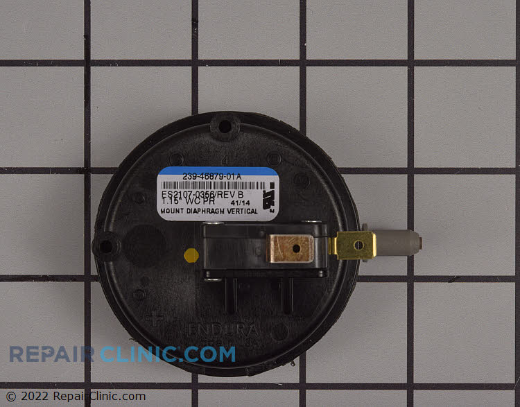 Pressure Switch 239-46879-01 Alternate Product View