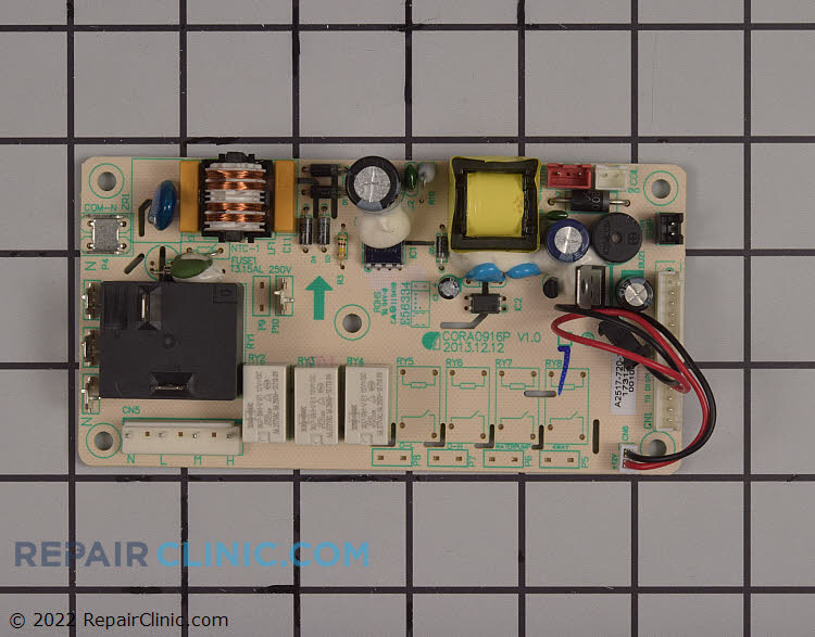 Control Board A2517-720-18 Alternate Product View