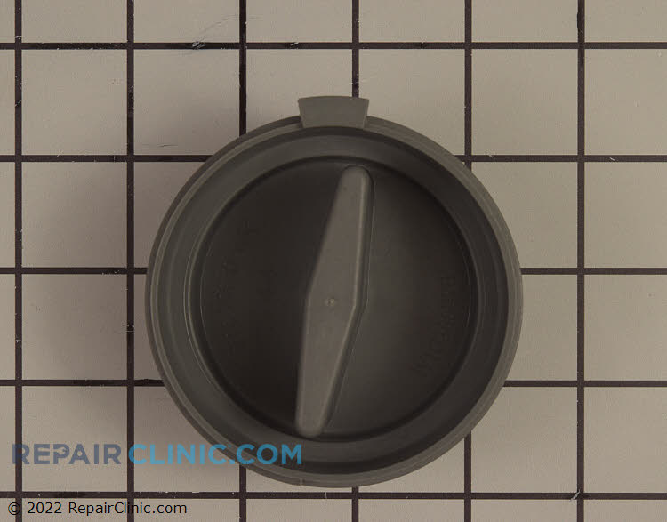 Cap, pump filter