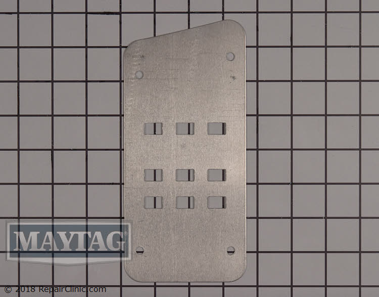 Faceplate W10198284 Alternate Product View