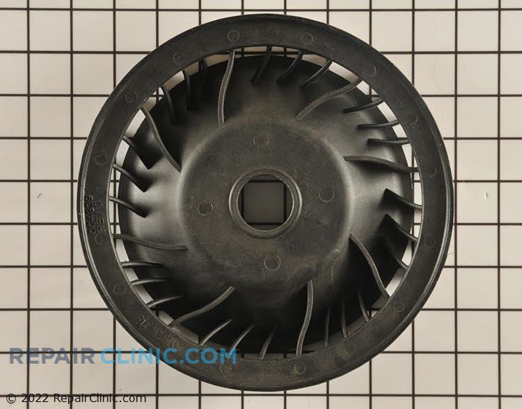 Fan alternator small shaft
