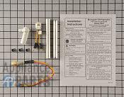 Icemaker Fill Tube Heater - Part # 1092747 Mfg Part # WR49X10094