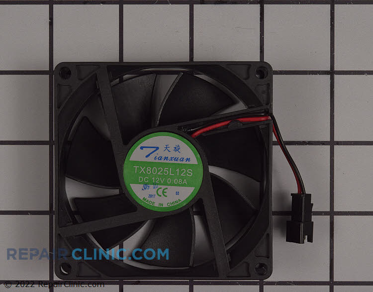 Fan - cold RF-2750-060 Alternate Product View