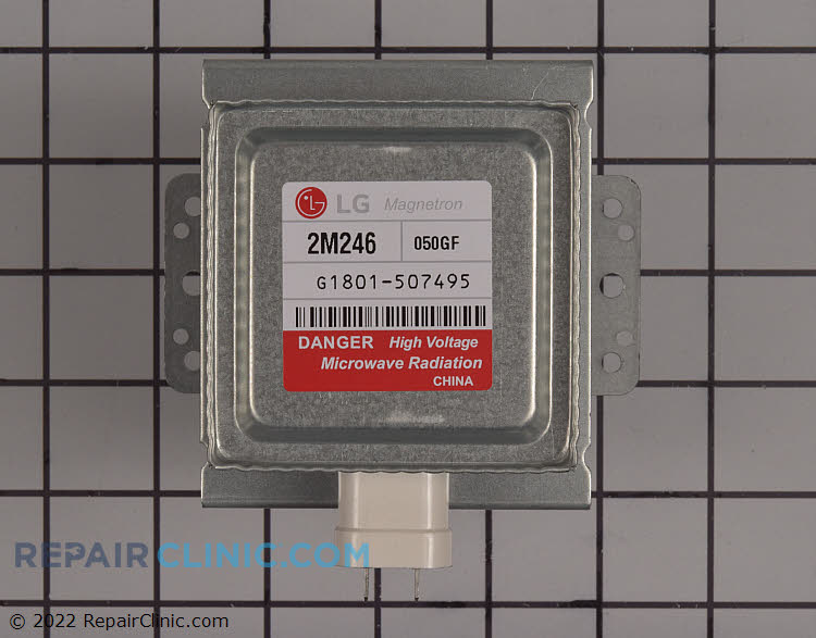Magnetron 6324w1a001l Fast Shipping Repairclinic Com