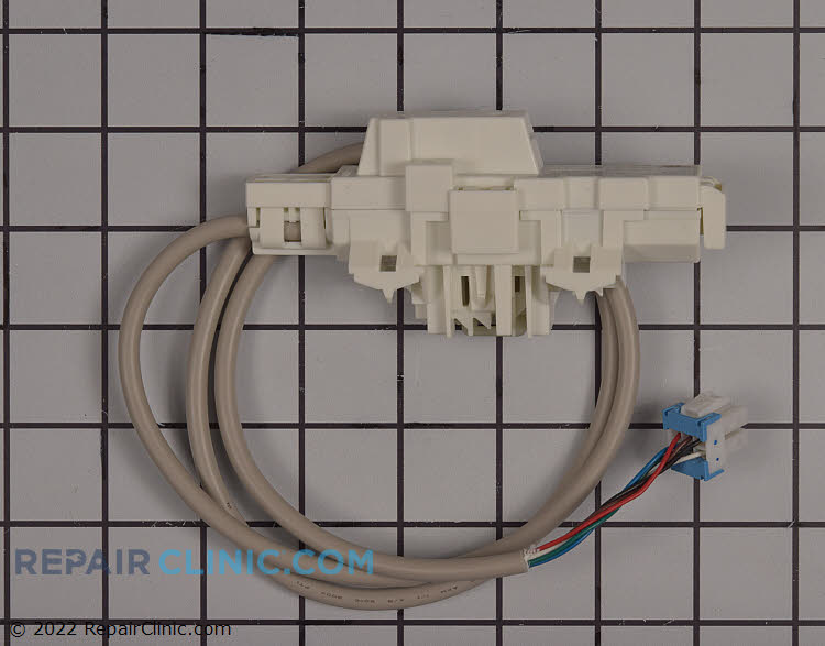 Door lock - Item Number DC34-00025E