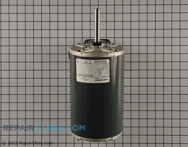 Motor 1 hp 230/460 v condenser