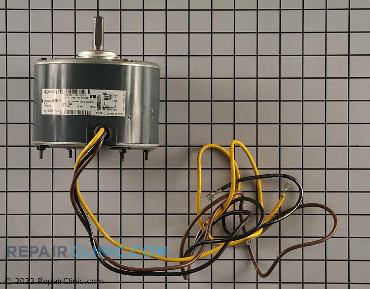 Motor, fan 1/4 h.p. 1 phase