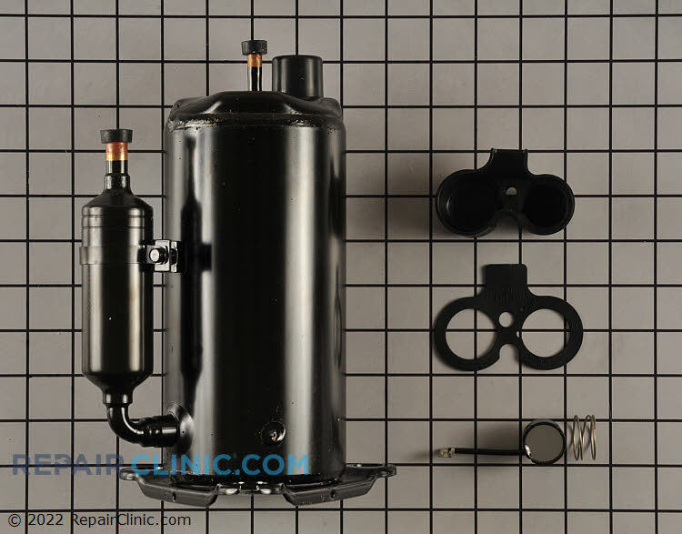 Compressor 39A162AS Alternate Product View