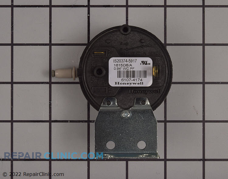 Vacuum switch-pdx (exhaust) svc