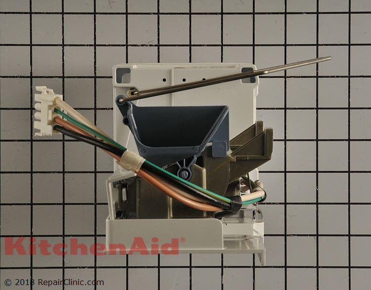 Ice Maker Assembly W10884390 Alternate Product View