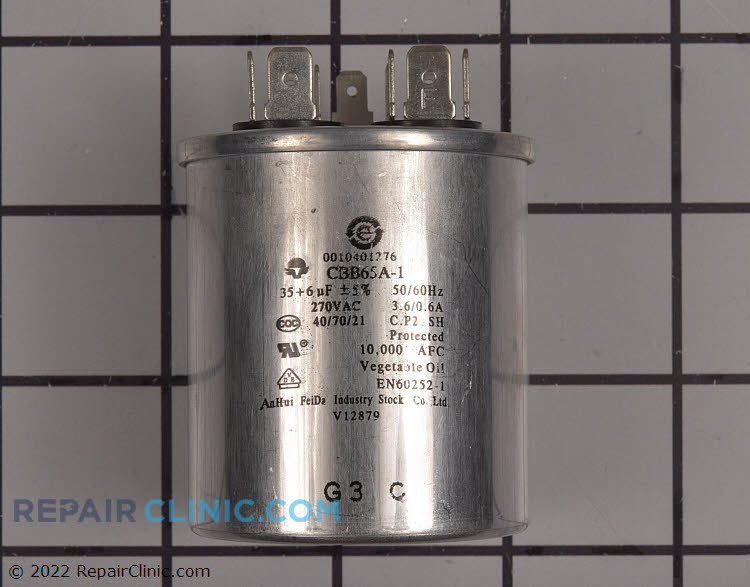Capacitor WJ20X22183 Alternate Product View