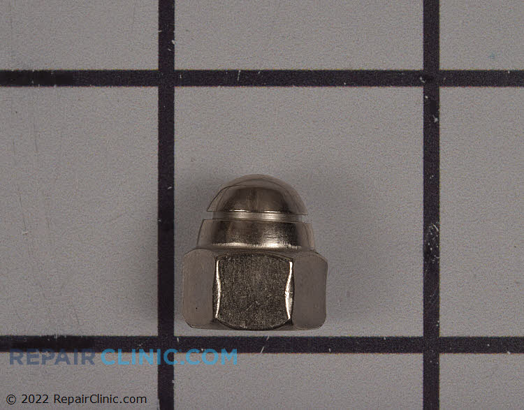 Convection blade nut