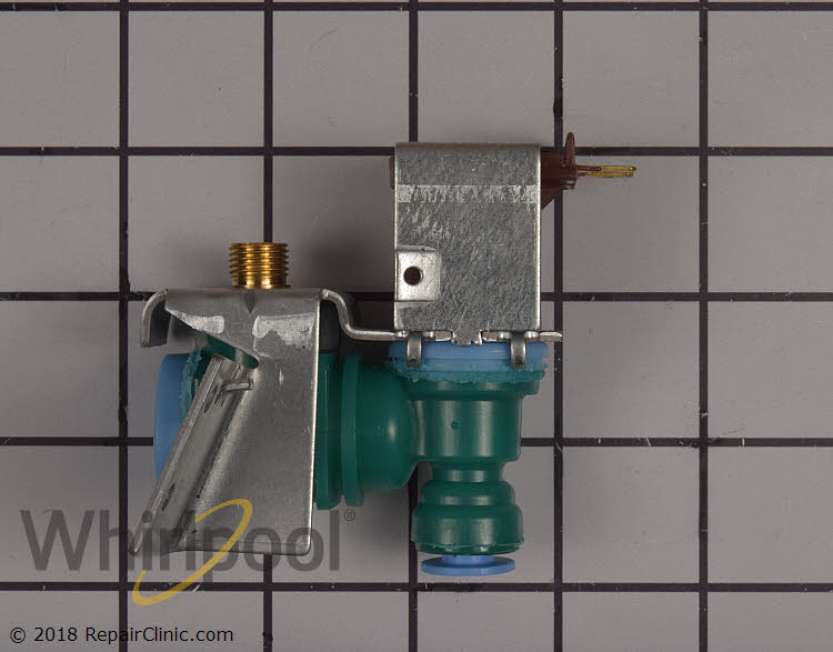 Water Inlet Valve W10865826 Alternate Product View