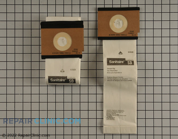 Bag assembly package (a&h seneca) 63262           Alternate Product View
