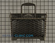 Silverware Basket   Part # 4813607 Mfg Part # W11251573