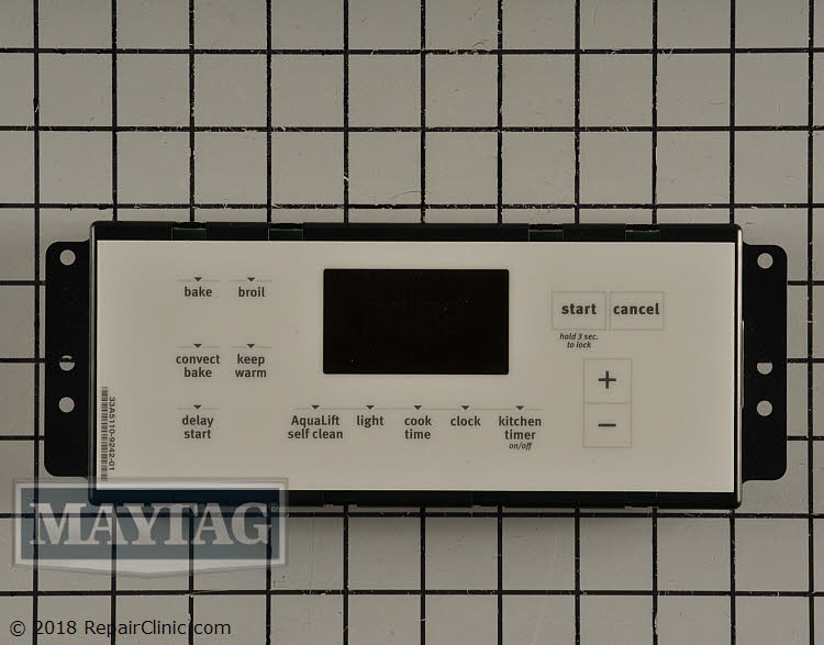 Oven Control Board Wpw10655840 Maytag Replacement Parts