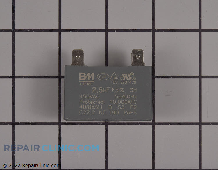 Capacitor 202401190019 Alternate Product View