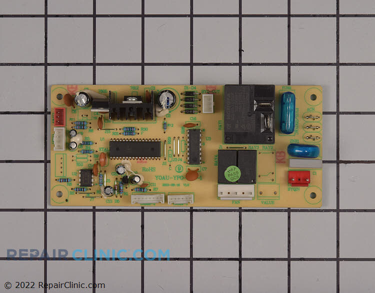 Main control electric board 2100-P00G4CC Alternate Product View