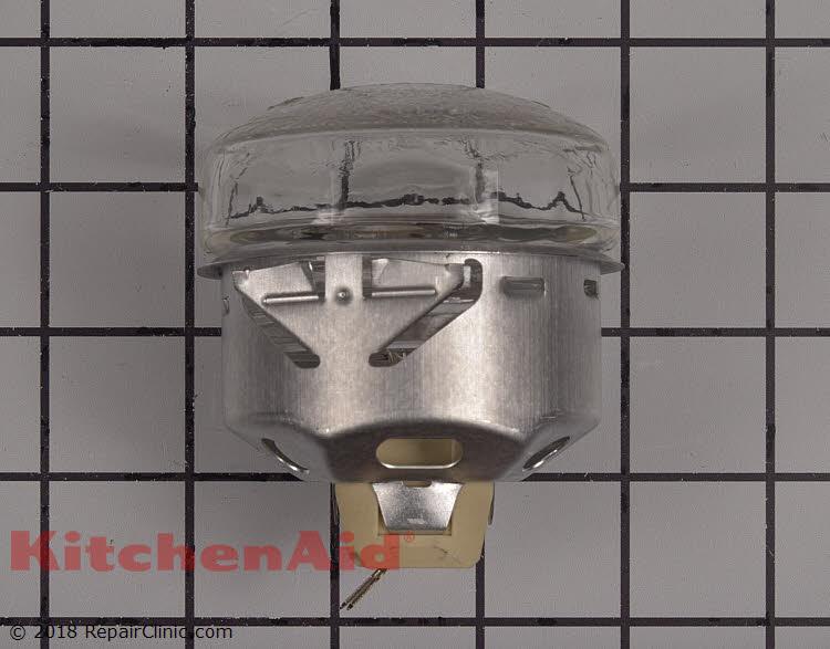 Light Socket W11281687 Alternate Product View