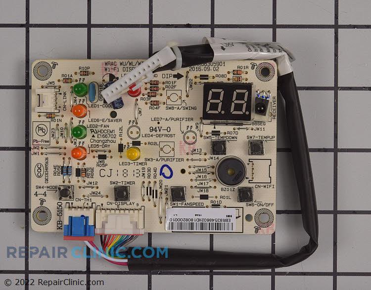 Power control board