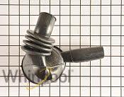 Tub-to-Pump Hose - Part # 4929420 Mfg Part # W11366249