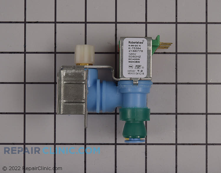 Water Inlet Valve 4318046 Alternate Product View