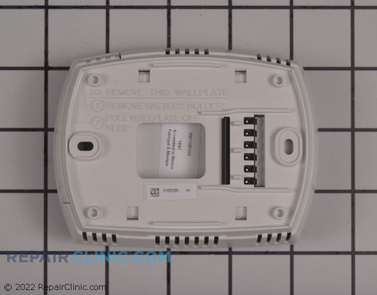 FocusPro non-programmable digital thermostat