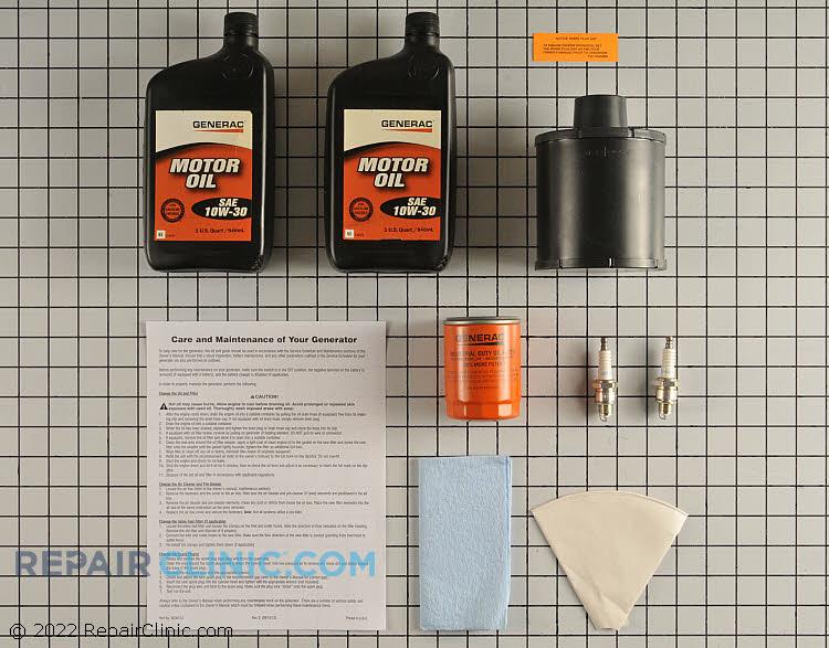 Gt530 hsb sm kit w/oil