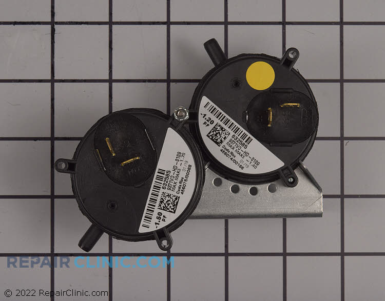 632516 OEM Upgraded Replacement for Gibson Dual Air Pressure Switch