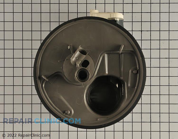 Circulation pump and motor assembly