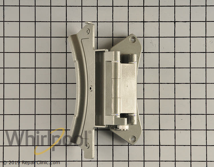 Door Hinge WPW10198417 Alternate Product View