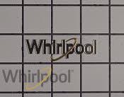 Nameplate - Part # 4843817 Mfg Part # W11178521