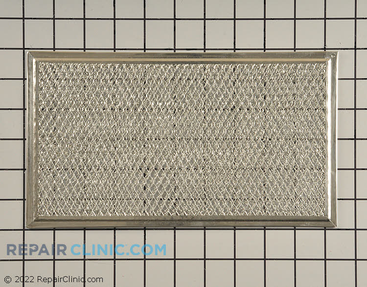 Grease filter  11 x 6 1/4