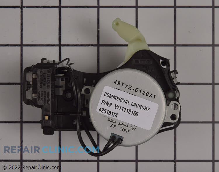 Washing Machine Shift Actuator W11212745 Fast Shipping