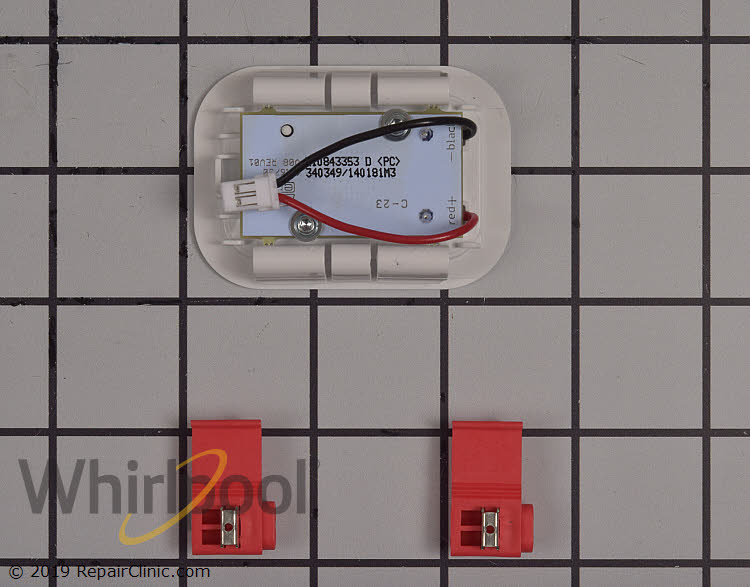 LED Light W10695459 Alternate Product View