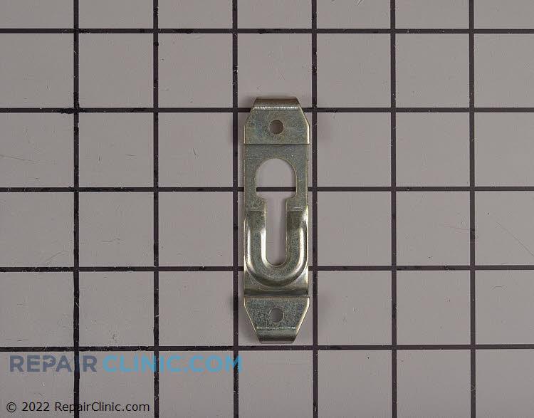 Bracket handle lock