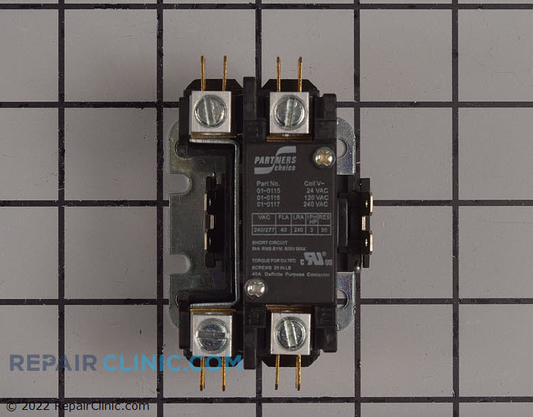 Contactor 01 0115 Fast Shipping Repairclinic Com