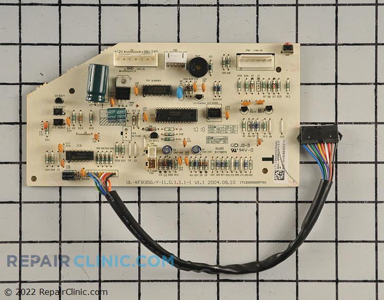 Circuit board,main control