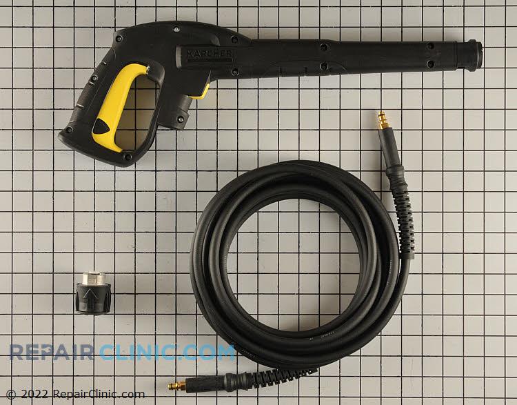 Hose and Spray Gun Kit. Replaces 6.391-571.0