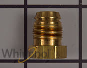 Compression Nut - Part # 4434281 Mfg Part # WP4157867