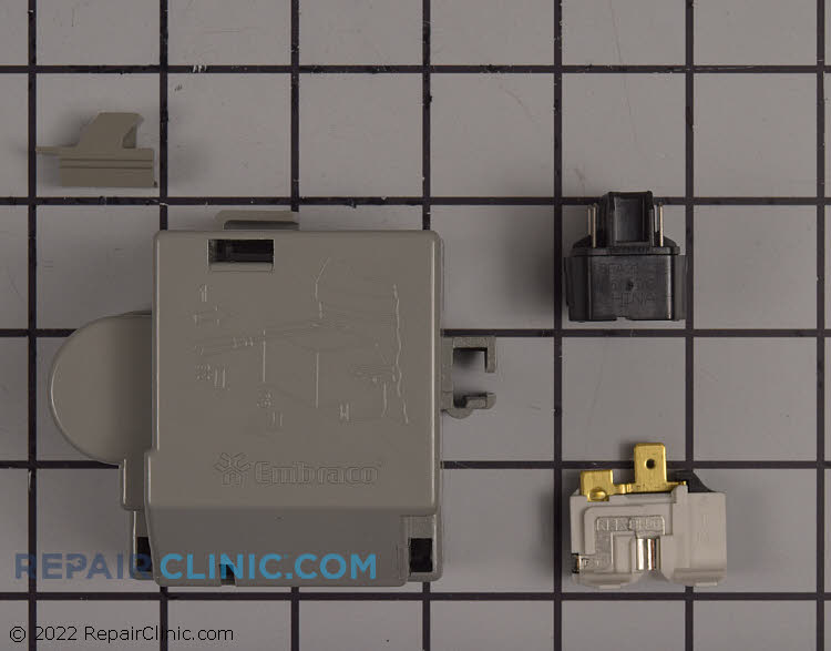 Refrigerator Relay And Overload Kit 5304410951 Fast