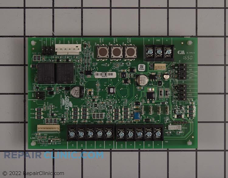Board,cntrl,simplicity lite,gas/elec,2s